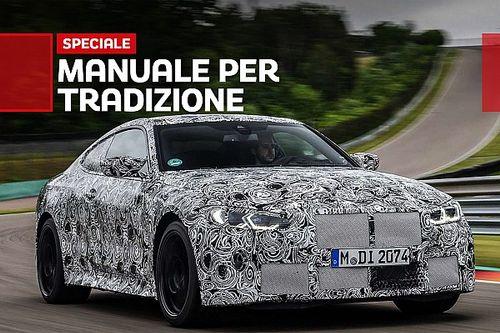BMW M4 (2021), abbiamo guidato il prototipo