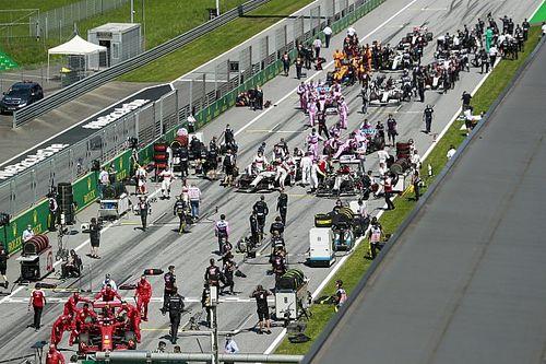 GP de Estiria de F1: cambio de última hora en la parrilla de salida