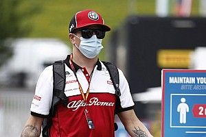 Räikkönen egyáltalán nem akarja kommentálni a Ferrari helyzetét