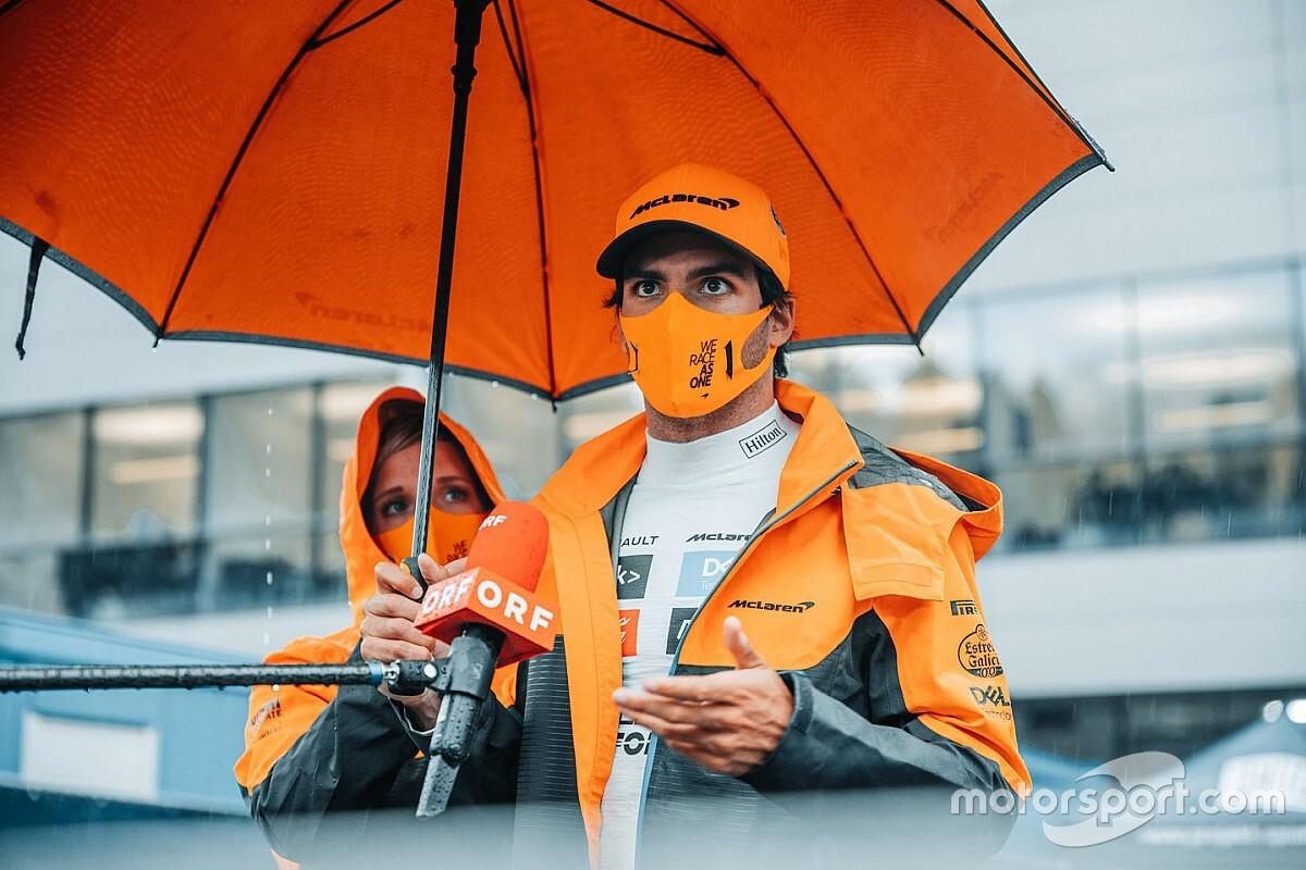 Sainz: 'Te vroeg om te speculeren over Ferrari van 2021'