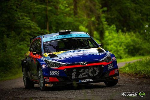 Hyundai Poland Racing na czele Bohemii