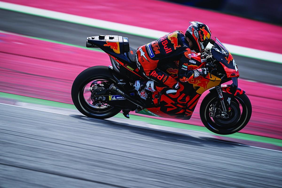 L'aide inestimable de Dani Pedrosa pour KTM