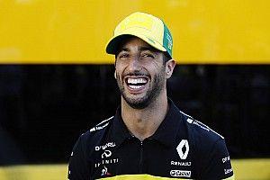 Ricciardo újabb hatalmas alakítása: parkourosnak állt (videó)