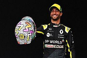Ricciardo completes Renault F1 test in Austria