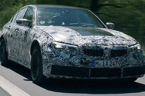 Nuova BMW M3, eccola al Nurburgring (anche con trazione integrale)