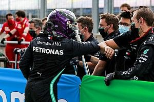 Las fotos de un sábado redondo para Mercedes en el GP de Hungría