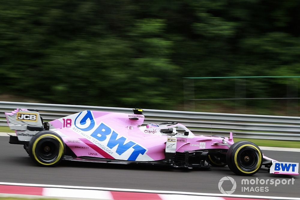 Racing Point not ruling out team orders in Hungarian GP