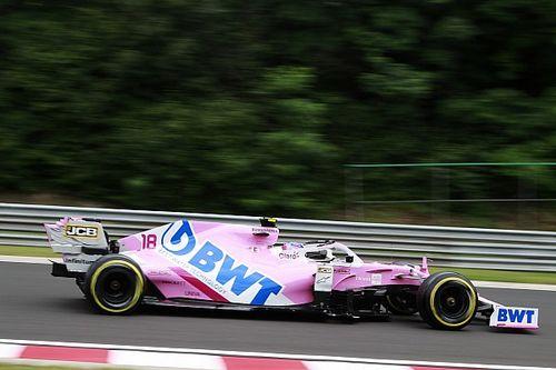 Racing Point n'écarte pas des consignes d'équipe en Hongrie