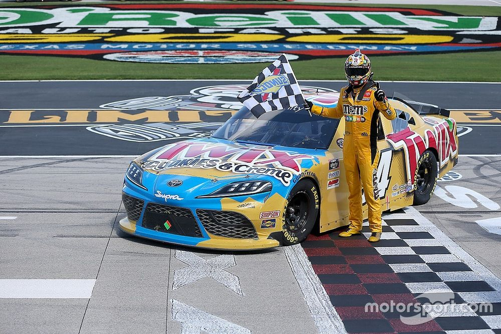 Kyle Busch disqualified from Xfinity race; Cindric inherits win