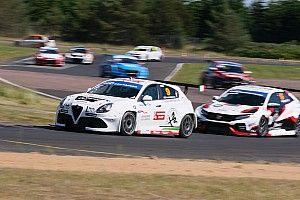 Alfa Romeo: subito due podi in TCR Denmark con Mathiassen