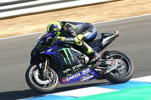 """Rossi ma nagyot ment: """"Nem rossz a rajtpozícióm, de…"""""""