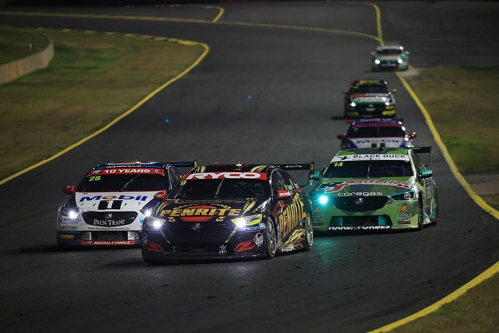 Schedule locked in for Supercars return