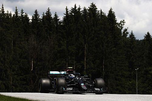 Uitslag kwalificatie Formule 1 GP van Oostenrijk