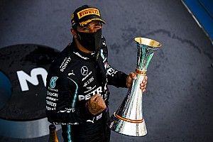 """Hamilton: """"Ammirato dalla Mercedes, potevo fare anche una sosta"""""""