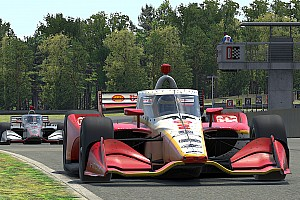 McLaughlin's unique IndyCar Eseries challenge