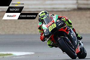 Report MotoGP: Iannone, squalifica folle