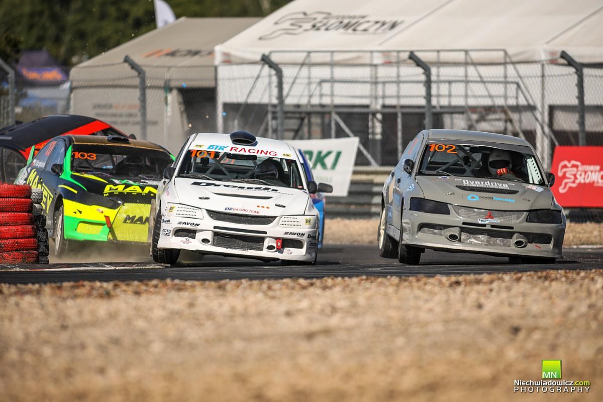 Zmiany w kalendarzu Mistrzostw Polski Rallycross