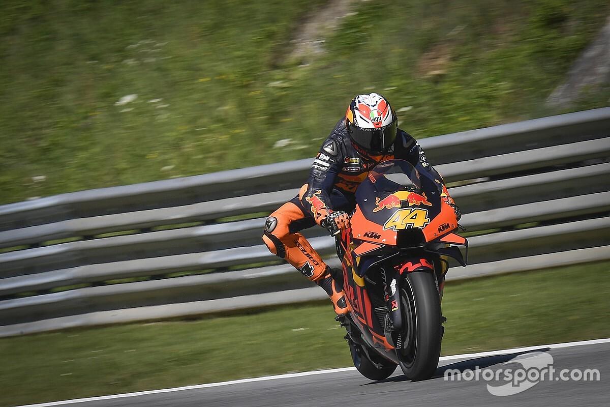 Espargaro verovert eerste MotoGP-pole voor KTM in Oostenrijk