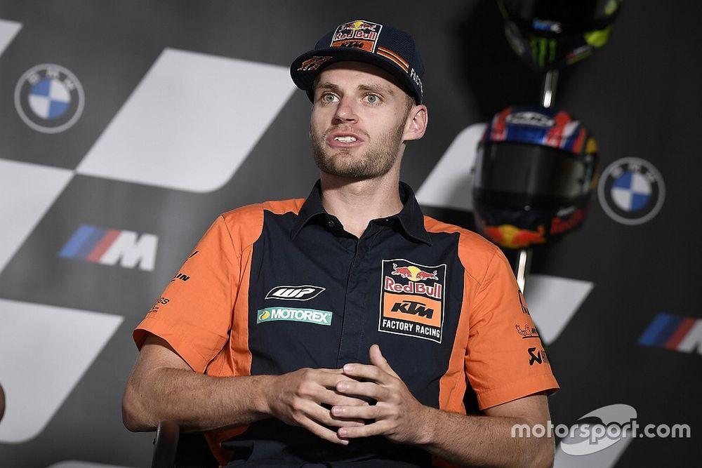 """Brad Binder ne pense """"pas du tout"""" au titre en MotoGP"""