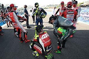 Valentino Rossi resiste otro cambio generacional en MotoGP