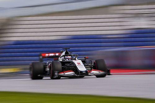 Grosjean ontsnapt aan diskwalificatie met start vanuit pitstraat