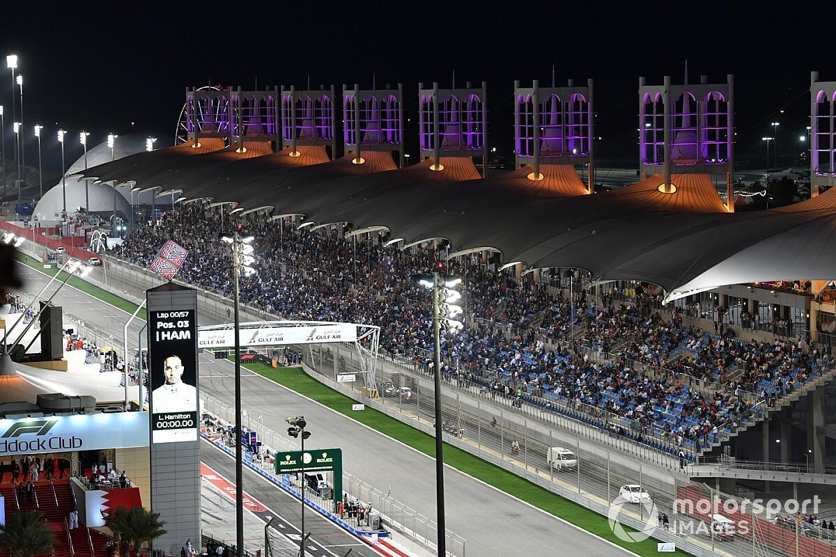 """Bahrain pronto per ospitare la F1 sul layout """"quasi ovale"""""""