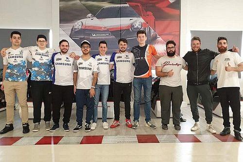 Ecco i 10 sim racer Pro per la Porsche Esports Carrera Cup Italia