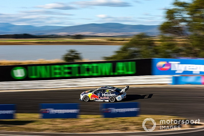 Weather stakeout key to van Gisbergen's Supercars breakthrough