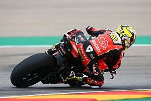 WorldSBK Aragon: Bautista dominasi Superpole Race
