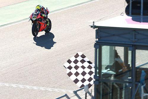 SBK, Aragon: Bautista fa ancora il vuoto con la Ducati e vince Gara 1