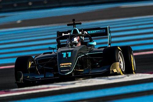 Paul Ricard F3: Hughes delivers HWA's first pole