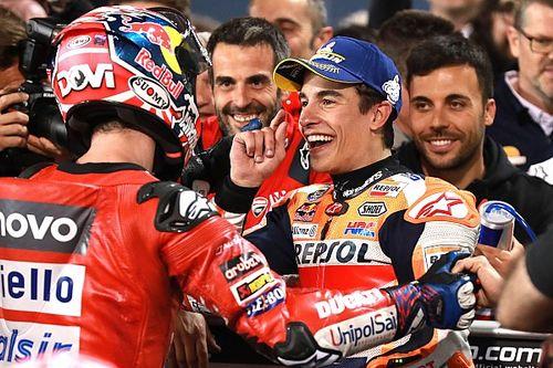 """Marquez: """"Dovizioso megvalósította a verseny előtti imámat"""""""