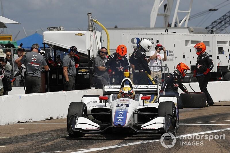 DragonSpeed confirms Hanley for IndyCar season-opener