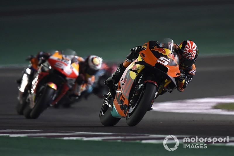 Зарко: Символічно здобути перший бал із KTM у Катарі