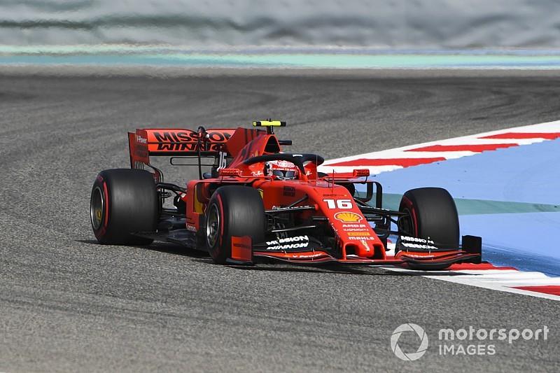 La Ferrari risorge in Bahrain, Leclerc festeggia una straordinaria pole!