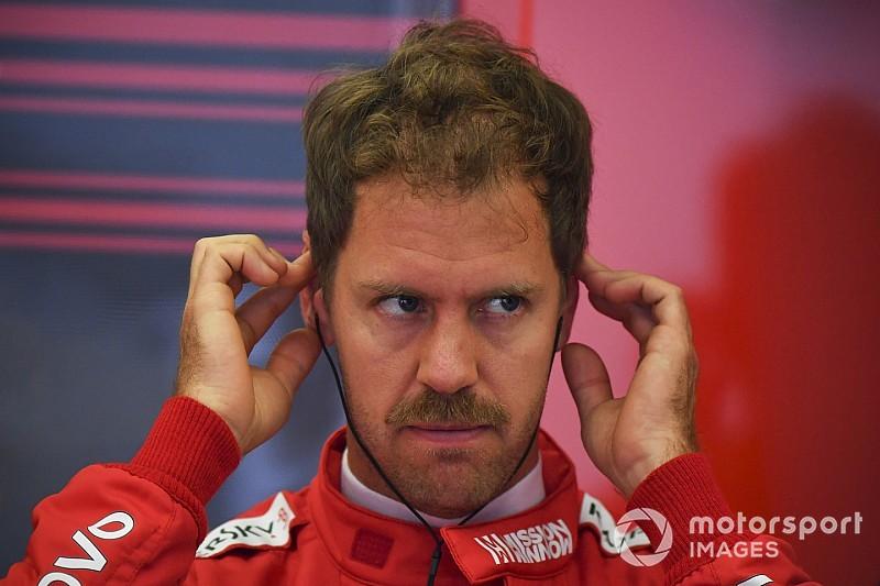 """Vettel ameaça sair da F1 após 2020: """"é mais um show que um esporte"""""""