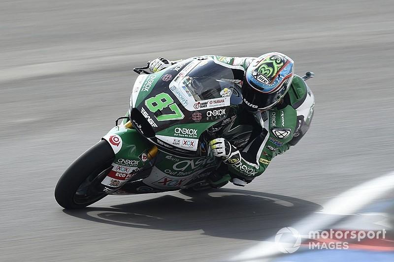 Moto2, Termas de Rio Hondo, Libere 3: Gardner di un soffio su Marini