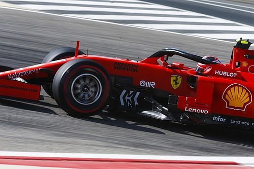 EL3 - Leclerc et Ferrari loin devant Mercedes