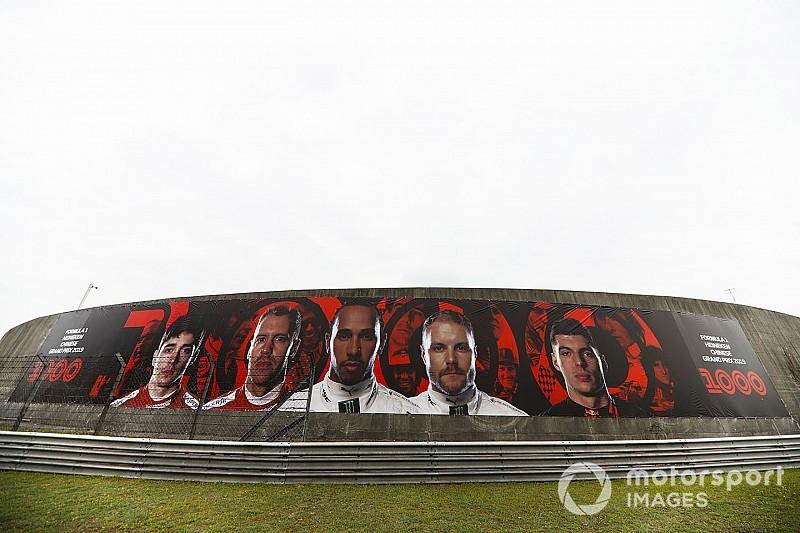 Formule 1 2019. Photos - Jeudi au GP de Chine