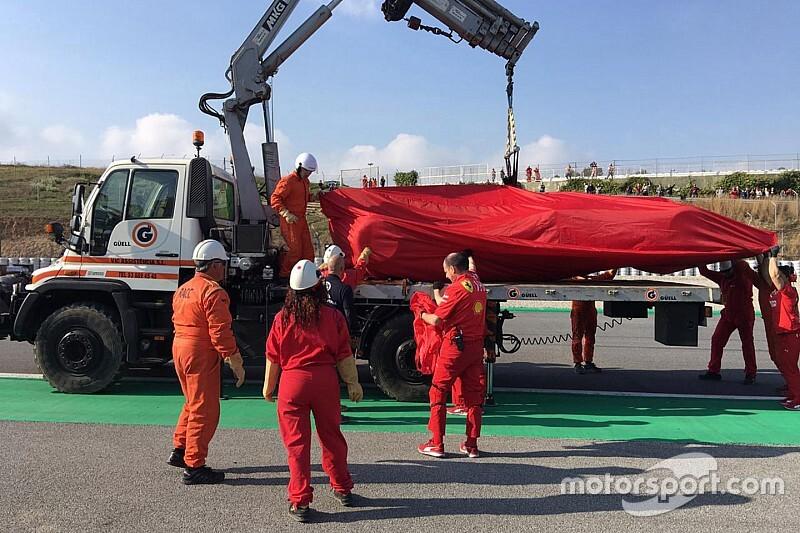 车队将不被允许在冬季测试中遮盖赛车