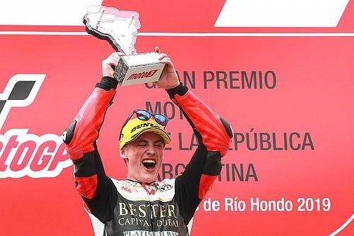 Masià gana en Moto3 y Rodrigo queda a las puertas del podio