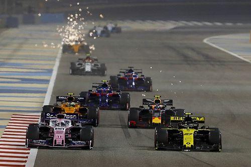 GP de Bahreïn : les vitesses de pointe