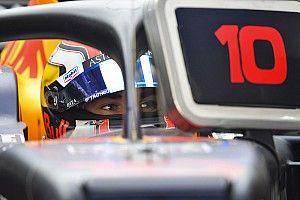 The struggling F1 driver dispelling a frustrating myth