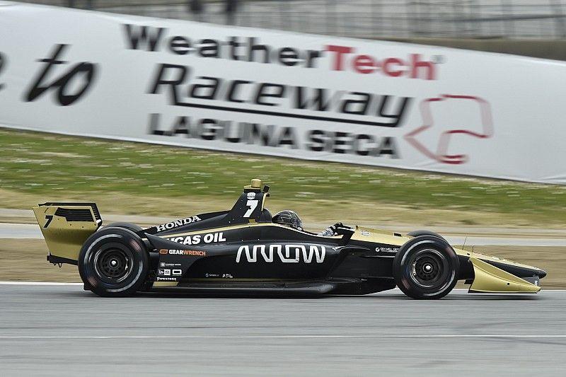 """Ericsson: consistência em carro da Indy é o meu """"maior problema"""""""