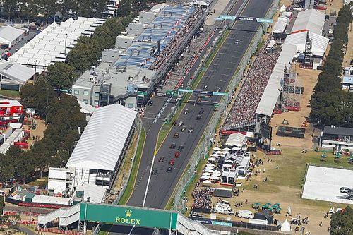 GALERI: Suasana dan aksi balapan GP Australia 2019
