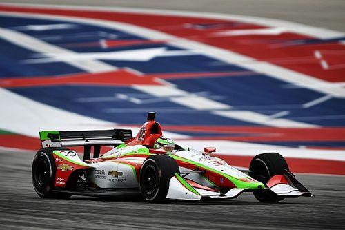 O'Ward debuta en 8° en Austin y Herta se convierte en el ganador más joven de IndyCar