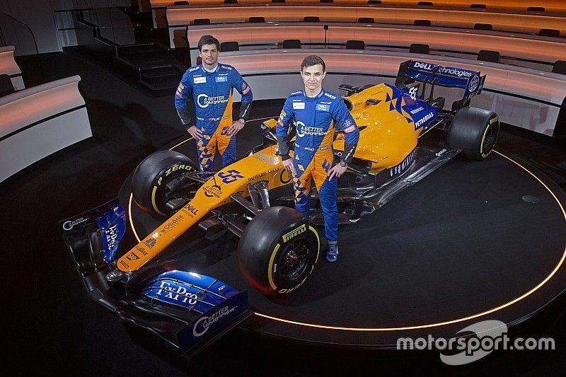 McLaren's 2019 F1 car breaks cover
