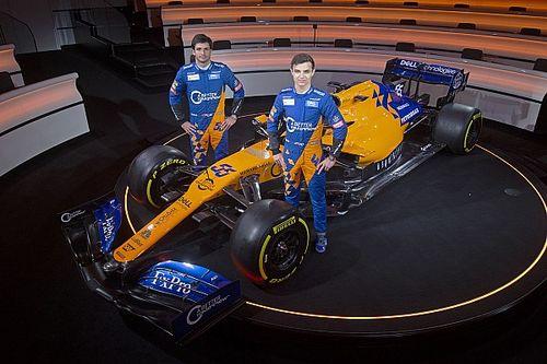 McLaren resmi perkenalkan mobil F1 2019