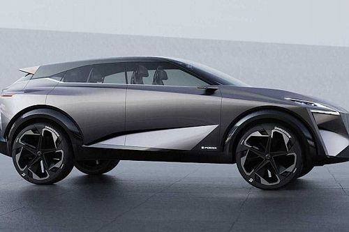 Nissan IMQ 2019 concept car: anticipo del nuevo Juke