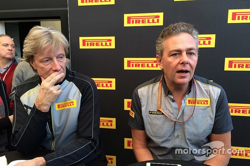 """Isola: """"Pirelli posteriori meno calde nelle termocoperte e con pressione più bassa"""""""